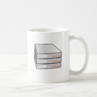 Servers. Mugs