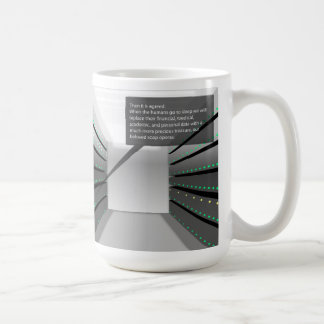 Servers Classic White Coffee Mug