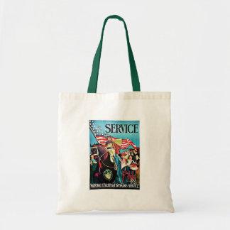 Service Canvas Bag