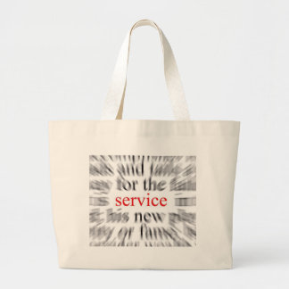 Service Tote Bags