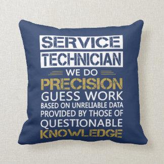 SERVICE TECHNICIAN CUSHION