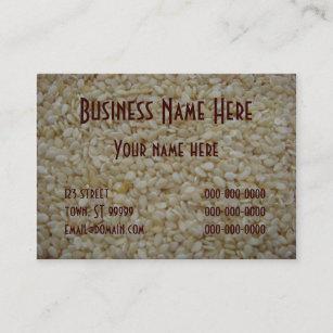 Seed Business Cards Zazzle Au