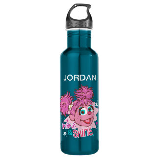 Sesame Street | Abby Cadabby - Sparkle & Shine 710 Ml Water Bottle