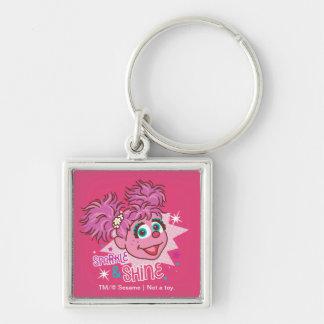 Sesame Street | Abby Cadabby - Sparkle & Shine Key Ring