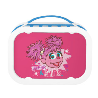 Sesame Street | Abby Cadabby - Sparkle & Shine Lunch Box