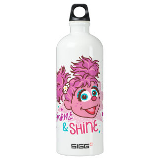 Sesame Street | Abby Cadabby - Sparkle & Shine Water Bottle