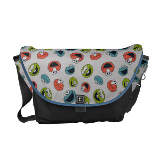 Sesame Street | All Star Team Pattern Commuter Bags