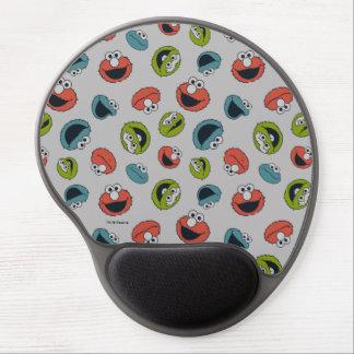 Sesame Street | All Star Team Pattern Gel Mouse Pad