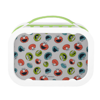 Sesame Street | All Star Team Pattern Lunch Box