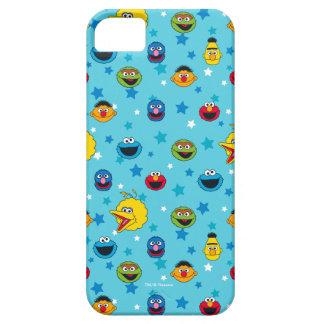 Sesame Street | Best Friends Star Pattern Barely There iPhone 5 Case