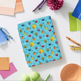 Sesame Street | Best Friends Star Pattern iPad Cover