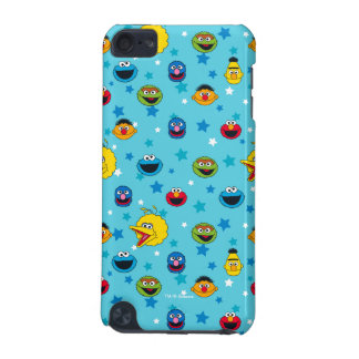 Sesame Street | Best Friends Star Pattern iPod Touch 5G Cases