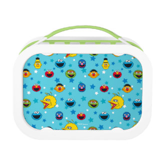 Sesame Street | Best Friends Star Pattern Lunch Box