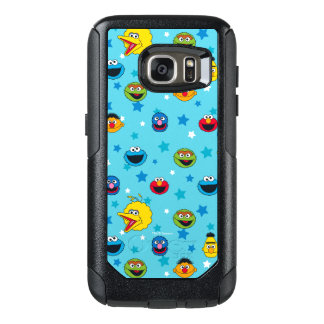 Sesame Street | Best Friends Star Pattern OtterBox Samsung Galaxy S7 Case