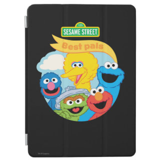 Sesame Street Character Art iPad Air Cover