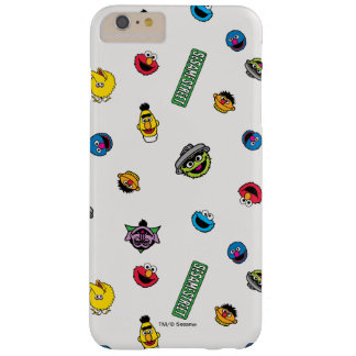 Sesame Street Character Pattern Barely There iPhone 6 Plus Case