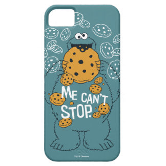 Sesame Street | Cookie Monster - Me Can't Stop Case For The iPhone 5