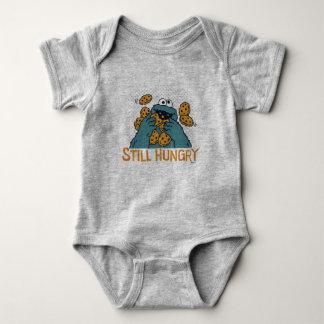 Sesame Street | Cookie Monster - Still Hungry Baby Bodysuit