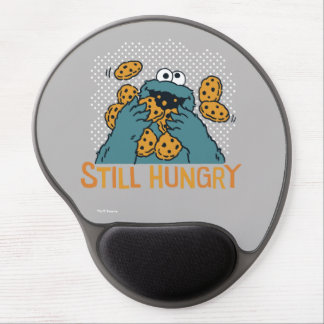 Sesame Street | Cookie Monster - Still Hungry Gel Mouse Pad