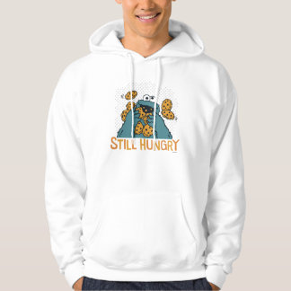 Sesame Street | Cookie Monster - Still Hungry Hoodie