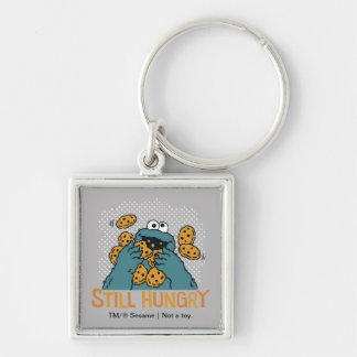 Sesame Street | Cookie Monster - Still Hungry Key Ring