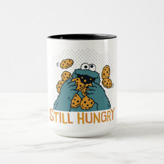 Sesame Street   Cookie Monster - Still Hungry Mug