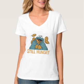 Sesame Street | Cookie Monster - Still Hungry T-Shirt