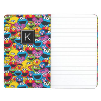 Sesame Street Crew Pattern | Monogram Journal