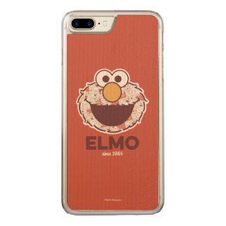 Sesame Street | Elmo Since 1984 Carved iPhone 8 Plus/7 Plus Case