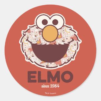 Sesame Street | Elmo Since 1984 Classic Round Sticker