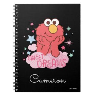 Sesame Street | Elmo - Sweet Dreams Spiral Notebook