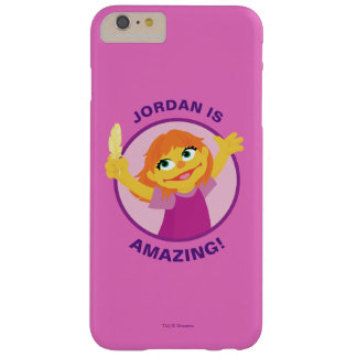 Sesame Street | Julia Holding Feather Barely There iPhone 6 Plus Case