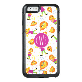Sesame Street | Julia Music Pattern OtterBox iPhone 6/6s Case