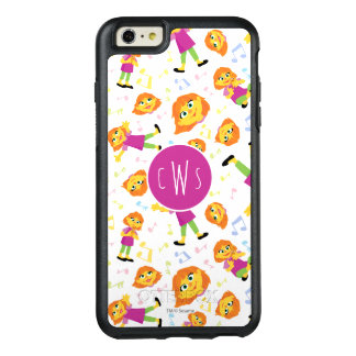 Sesame Street | Julia Music Pattern OtterBox iPhone 6/6s Plus Case