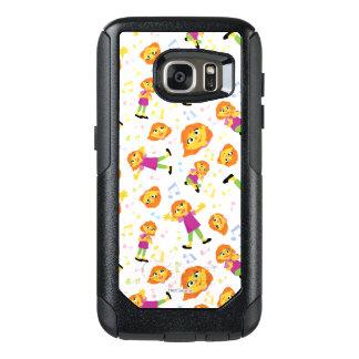 Sesame Street | Julia Music Pattern OtterBox Samsung Galaxy S7 Case