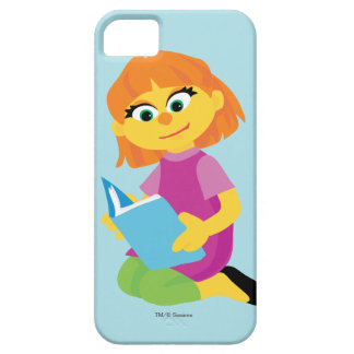 Sesame Street | Julia Reading a Book Barely There iPhone 5 Case
