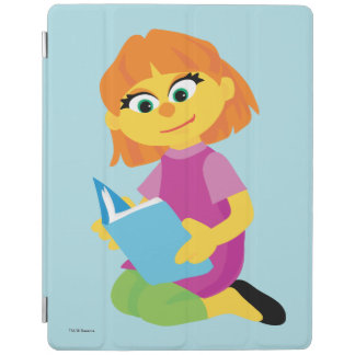 Sesame Street | Julia Reading a Book iPad Cover