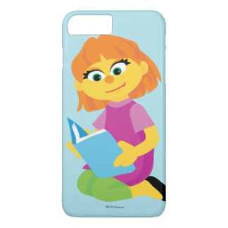Sesame Street | Julia Reading a Book iPhone 7 Plus Case