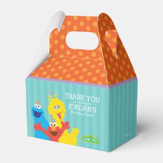 Sesame Street Pals Favour Box