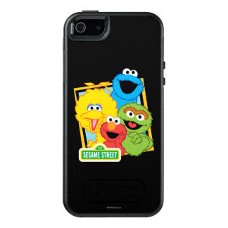 Sesame Street Pals OtterBox iPhone 5/5s/SE Case