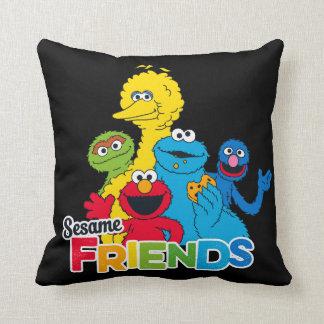 Sesame Street | Sesame Friends Cushion
