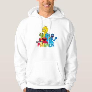 Sesame Street | Sesame Friends Hoodie