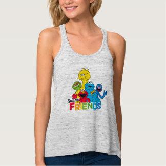 Sesame Street | Sesame Friends Singlet