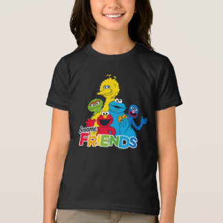 Sesame Street | Sesame Friends T-Shirt