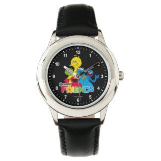 Sesame Street | Sesame Friends Wristwatches