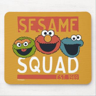 Sesame Street - Sesame Squad Mouse Pad