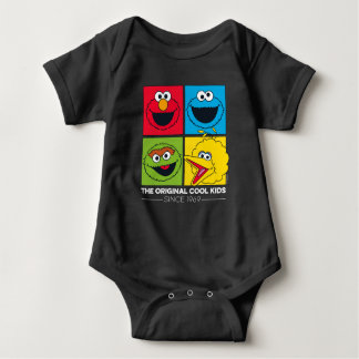 Sesame Street | The Original Cool Kids Baby Bodysuit