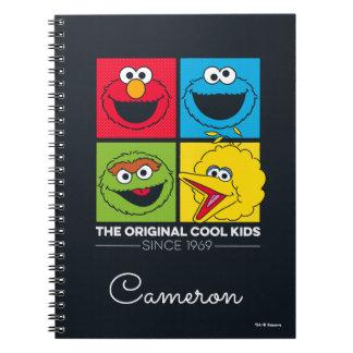 Sesame Street   The Original Cool Kids Notebook