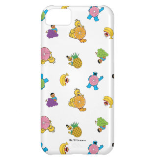 Sesame Street Tropical Pattern iPhone 5C Case