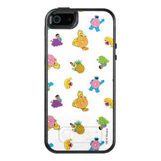 Sesame Street Tropical Pattern OtterBox iPhone 5/5s/SE Case